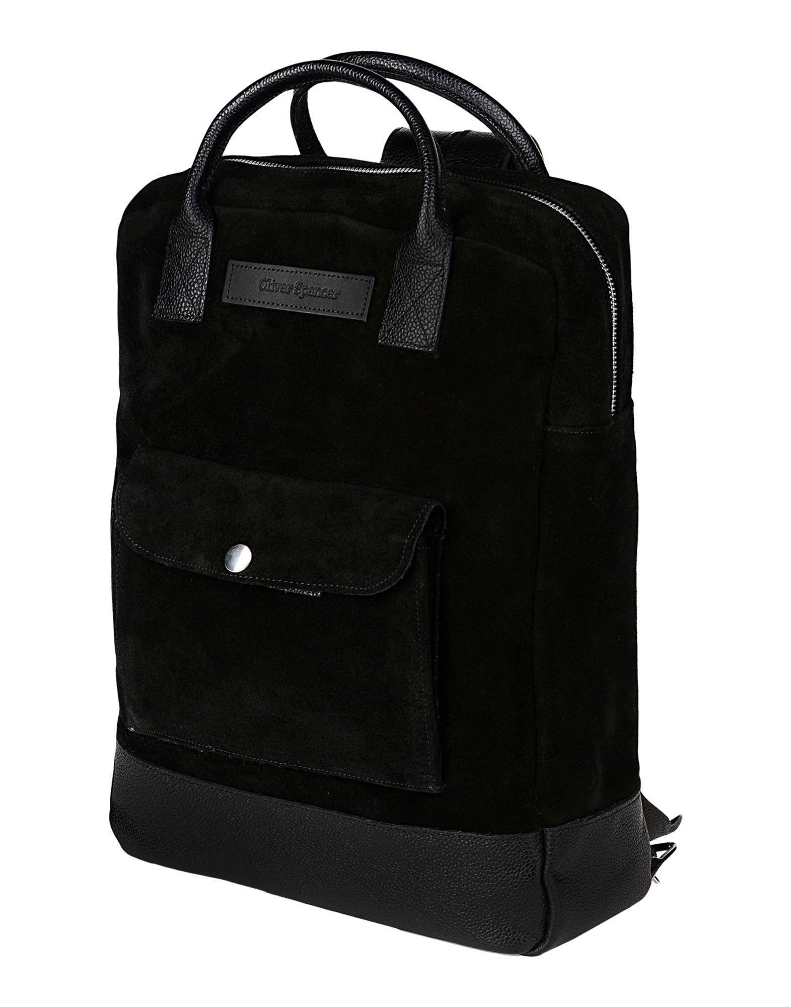 oliver spencer легкое пальто OLIVER SPENCER Рюкзаки и сумки на пояс