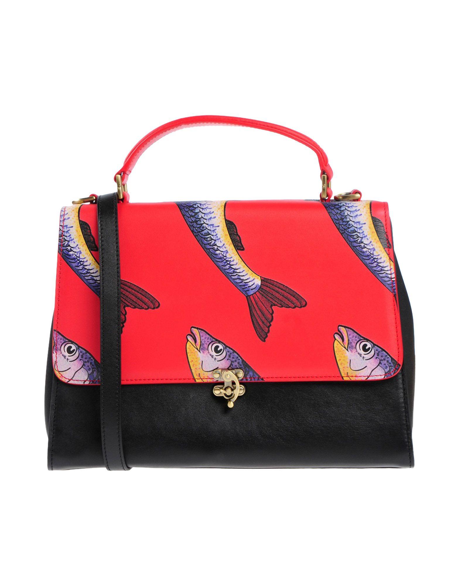 TAMMY & BENJAMIN Handbag in Red