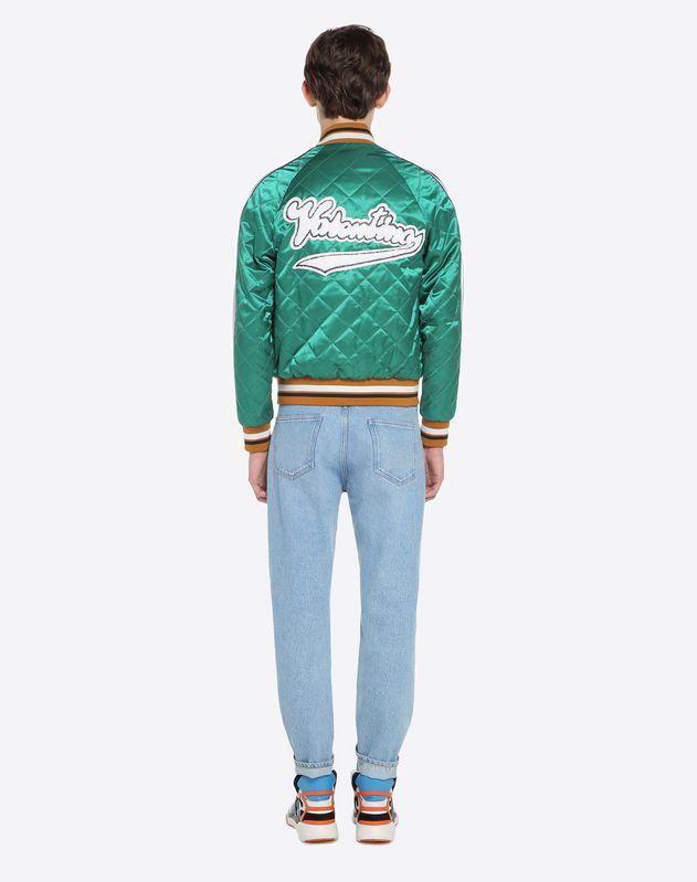 Valentino logo Souvenir Jacket