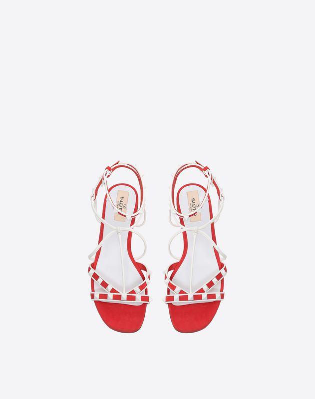 Free Rockstud Flat Sandal