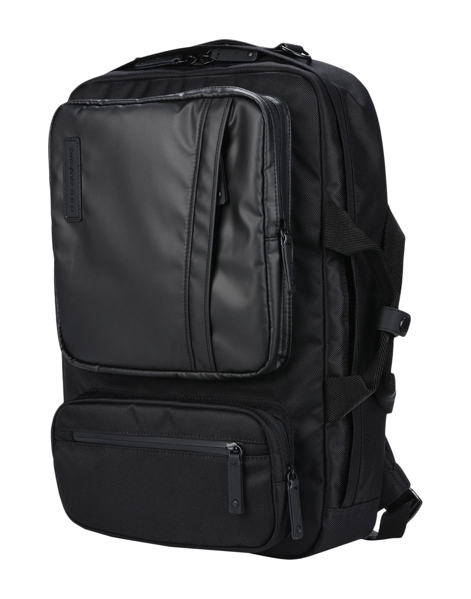 SAMSONITE RED Рюкзаки и сумки на пояс дорожные сумки samsonite 46n 003 черный