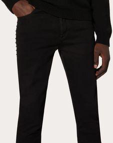 Rockstud Untitled 5-pocket jeans