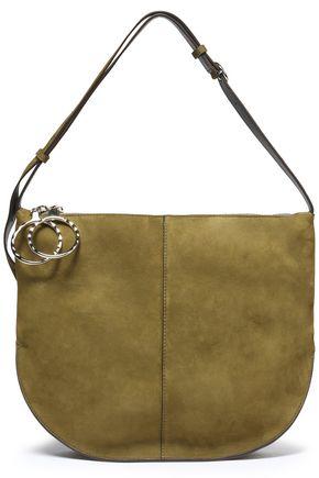 NINA RICCI Nubuck shoulder bag