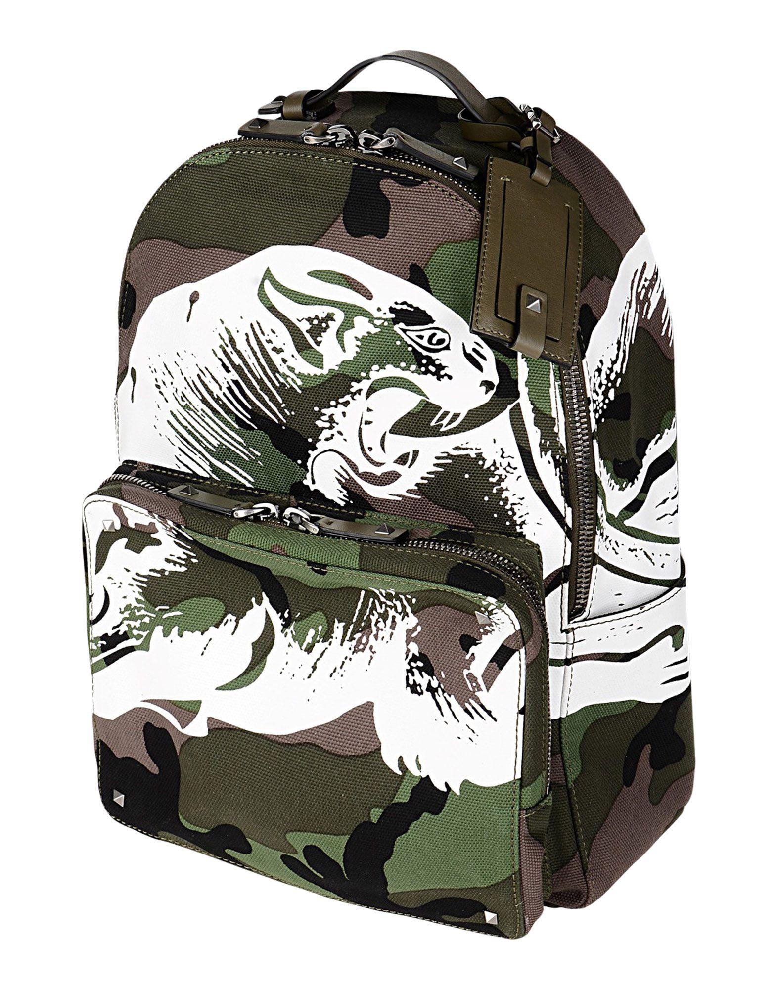 VALENTINO GARAVANI Рюкзаки и сумки на пояс