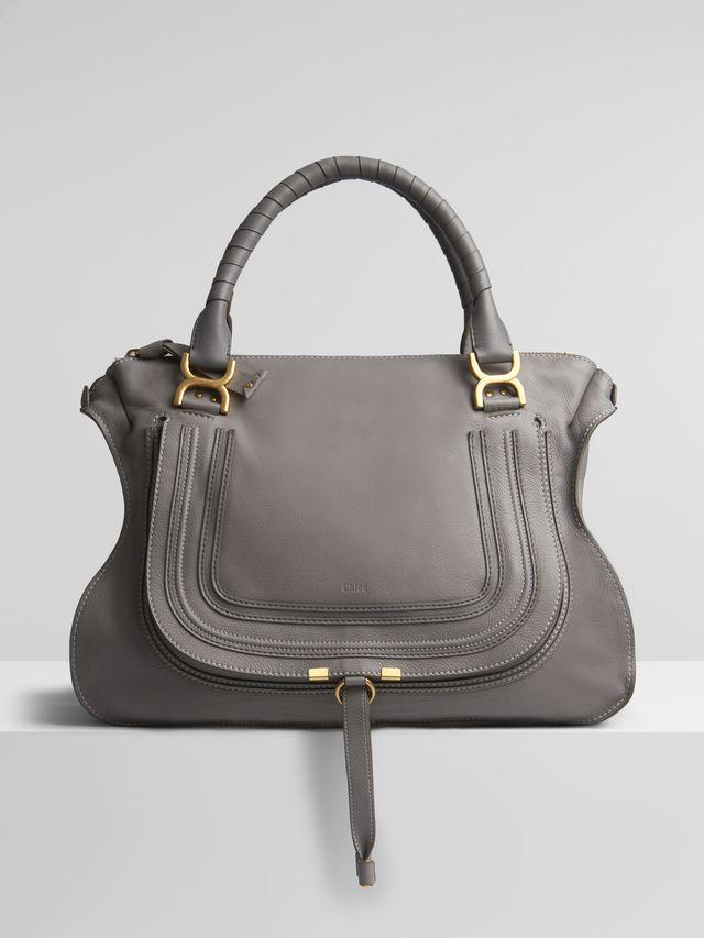 「Marcie」ラージハンドバッグ