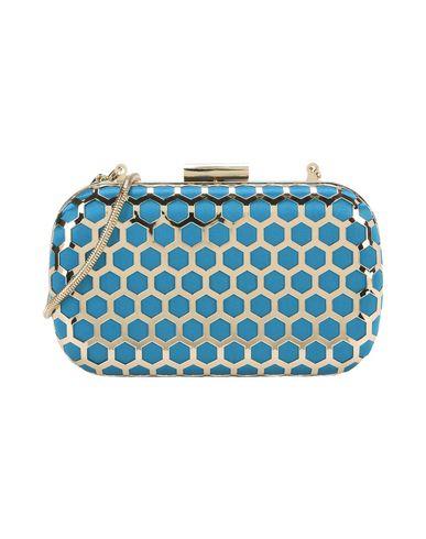 INGE CHRISTOPHER レディース ハンドバッグ ターコイズブルー 紡績繊維 / 金属
