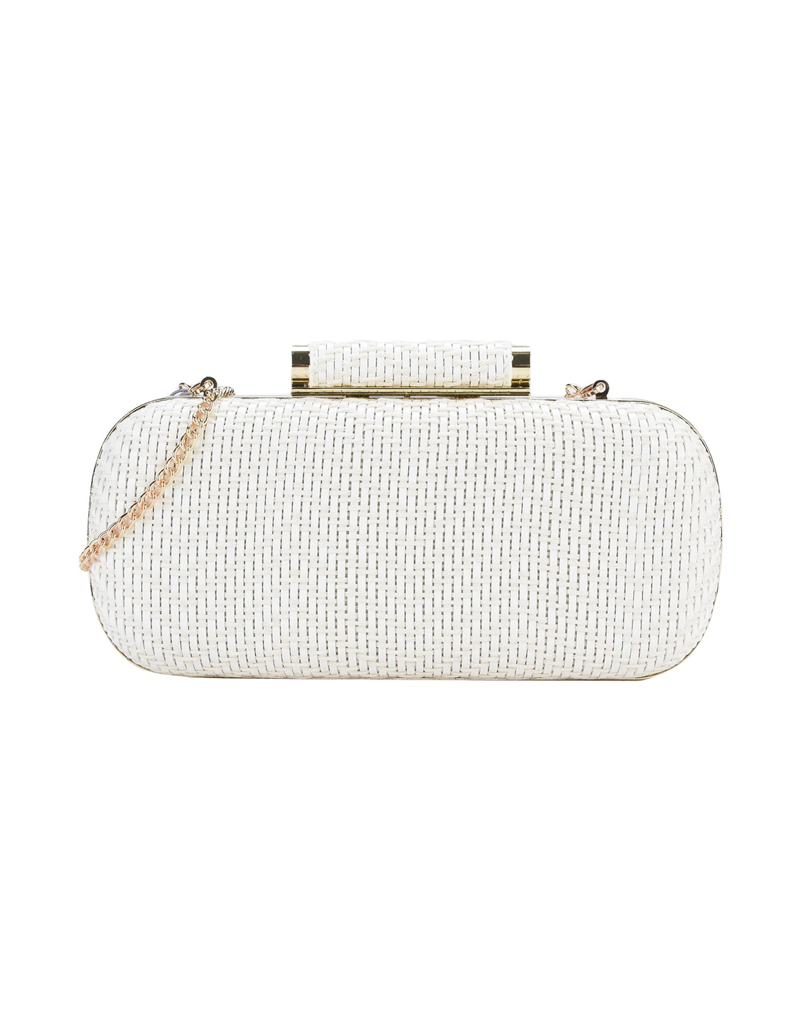 INGE CHRISTOPHER Handbag in White