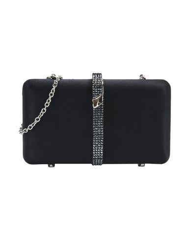 INGE CHRISTOPHER レディース ハンドバッグ ブラック 紡績繊維 / 金属