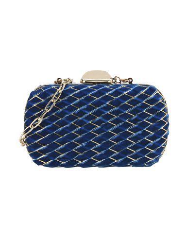 INGE CHRISTOPHER レディース ハンドバッグ ブライトブルー 紡績繊維 / 金属