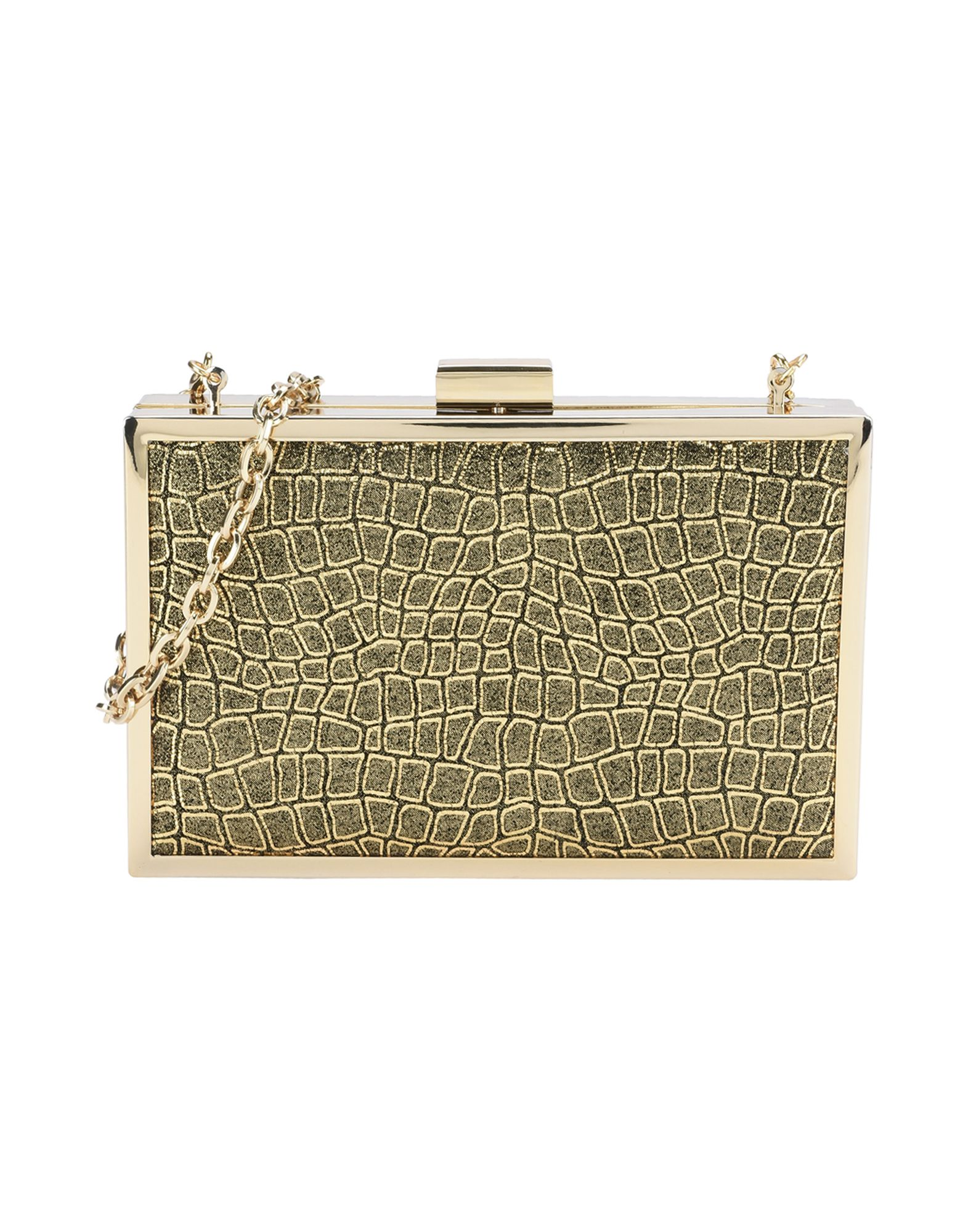 INGE CHRISTOPHER Handbag in Gold