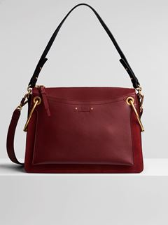 Womens Roy Medium Leather Shoulder Bag Chlo vgAv0O3ky