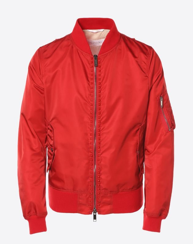 ROCKSTUD UNTITLED BOMBER JACKET