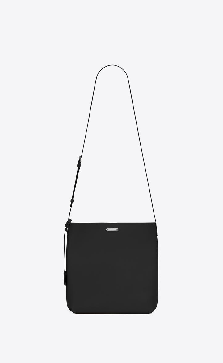 d766b61f5b4 Saint Laurent Bold Crossbody Bag In Leather In Black   ModeSens