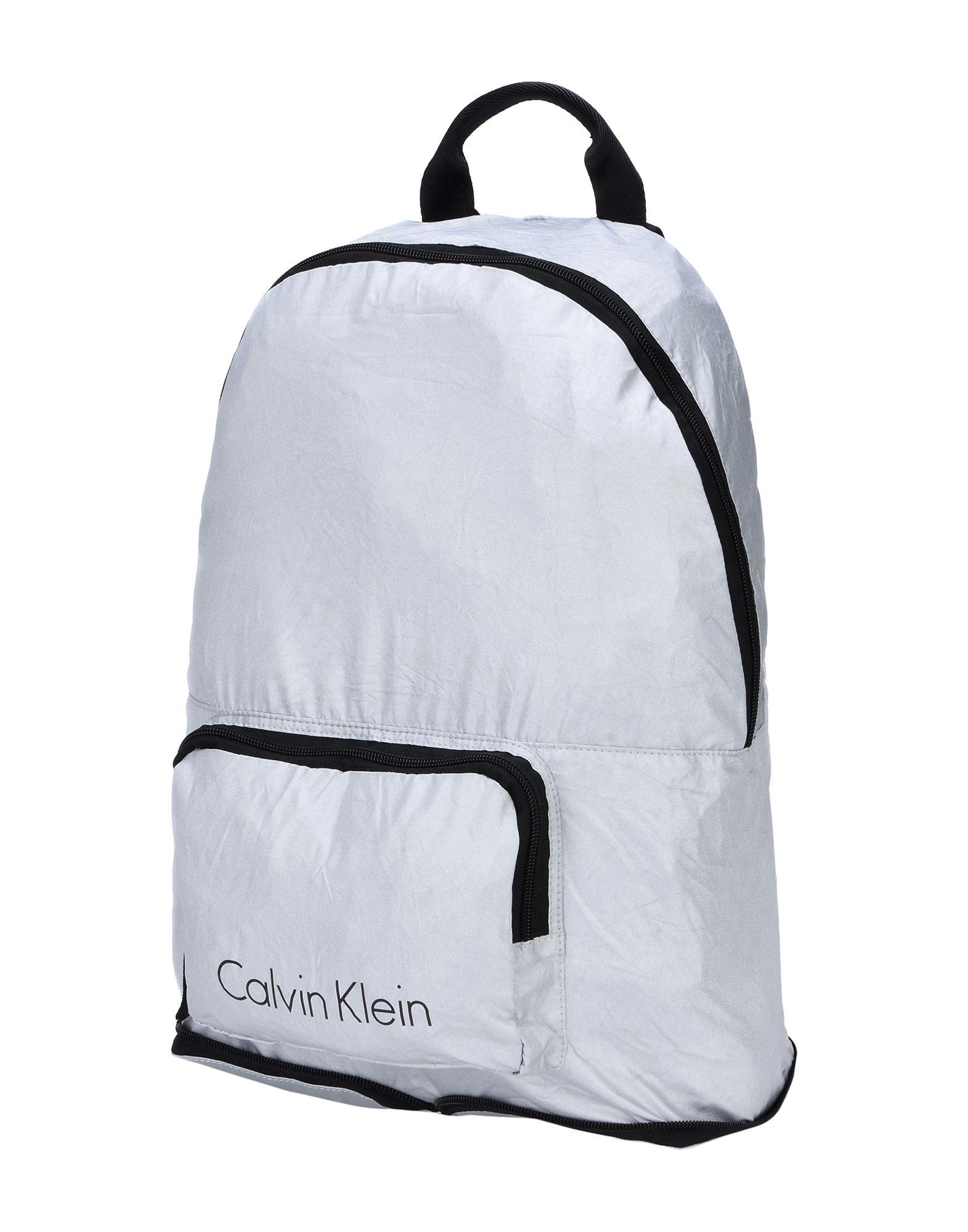 CALVIN KLEIN Рюкзаки и сумки на пояс мужские сумки