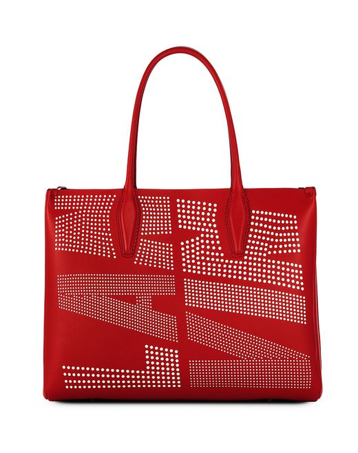 MEDIUM SHOPPER BAG - Lanvin
