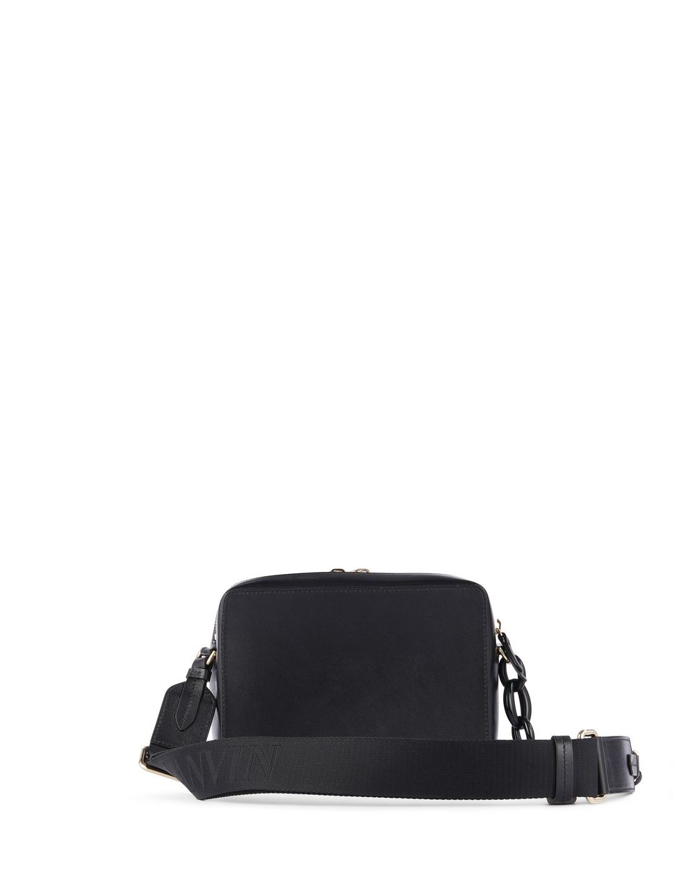Toffee bag small - Black Lanvin Z4ySIO