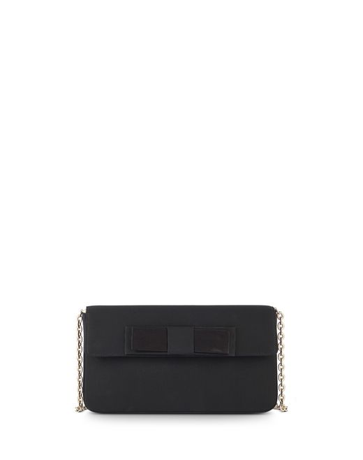 BLACK EVENING CLUTCH - Lanvin