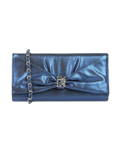 TOSCA BLU レディース ハンドバッグ ダークブルー 紡績繊維
