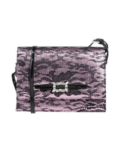 TOSCA BLU レディース ハンドバッグ ピンク 紡績繊維