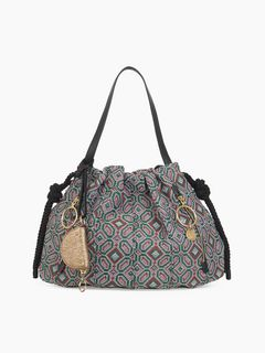 Medium Flo shoulder bag