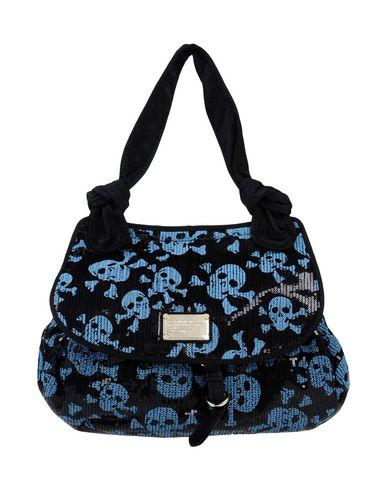 TOSCA BLU レディース ハンドバッグ ブラック 紡績繊維