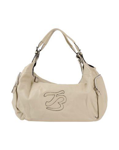 TOSCA BLU レディース ハンドバッグ アイボリー 紡績繊維