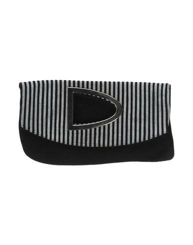 DIBRERA BY PAOLO ZANOLI レディース ハンドバッグ ブラック 革 100%