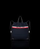 MONCLER NEW KINLY - Medium fabric bags - men