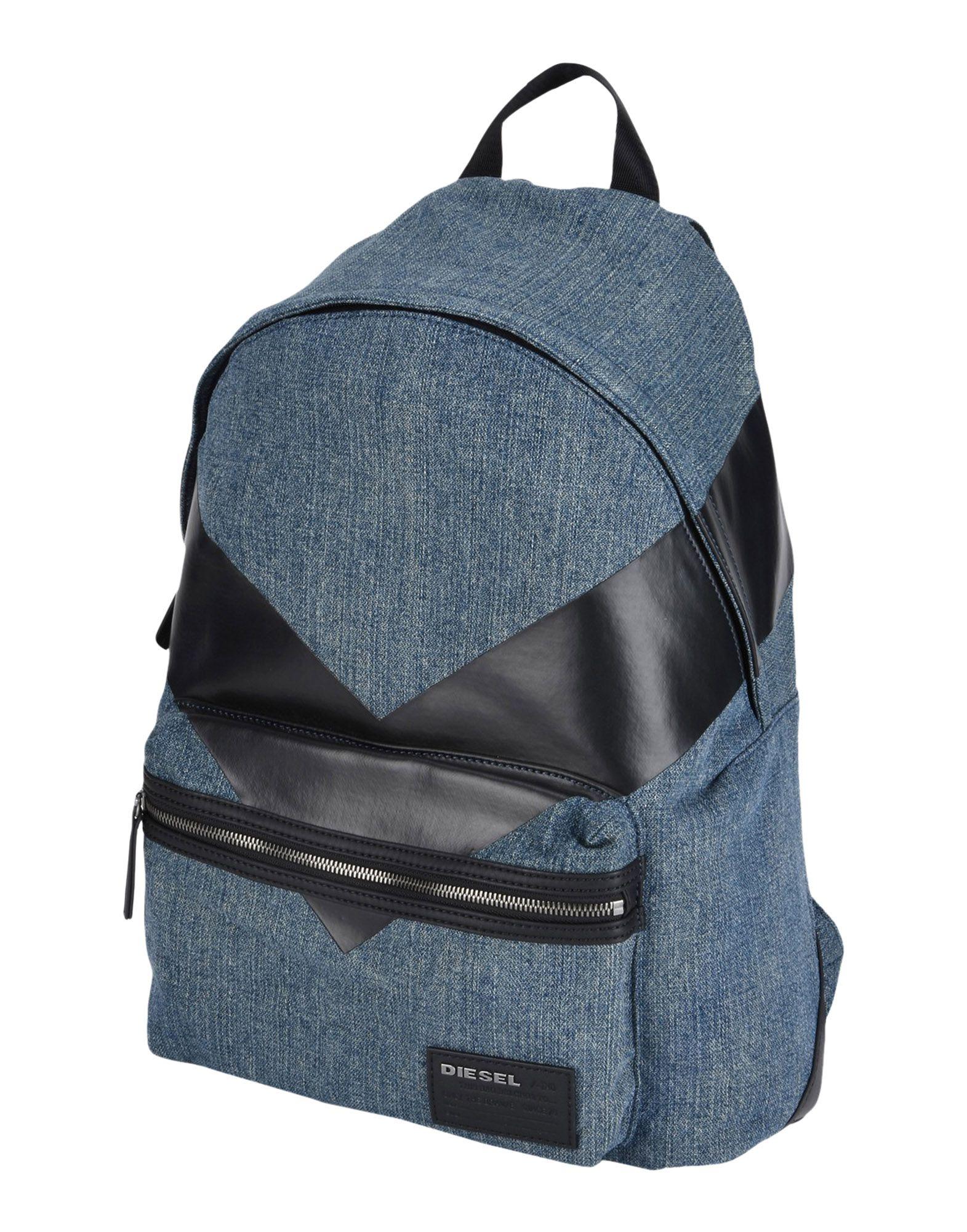 DIESEL Рюкзаки и сумки на пояс женские сумки