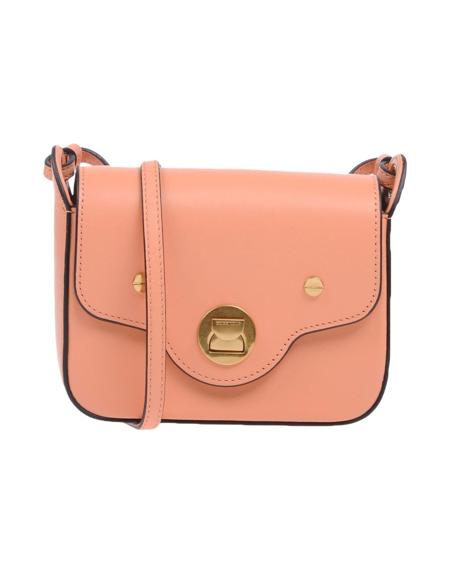COCCINELLE Сумка через плечо сумка coccinelle c1 yb5 11 01 01 001