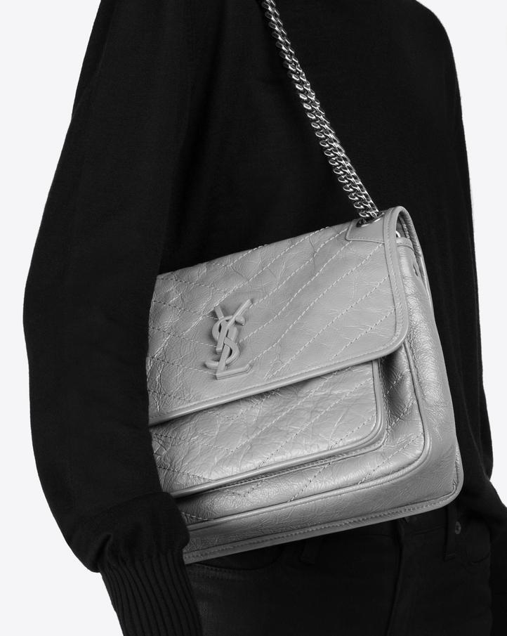 230c757f6c5 Saint Laurent Niki Medium In Vintage Leather