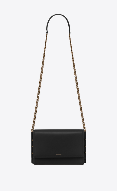 SAINT LAURENT Babylone Small Woman zoe bag in lambskin a_V4