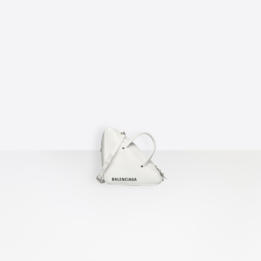 BALENCIAGA Triangle Duffle S Triangle Handbags Woman f