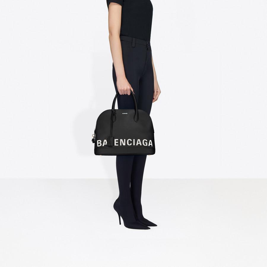 BALENCIAGA Ville Top Handle M Ville Bags Woman b