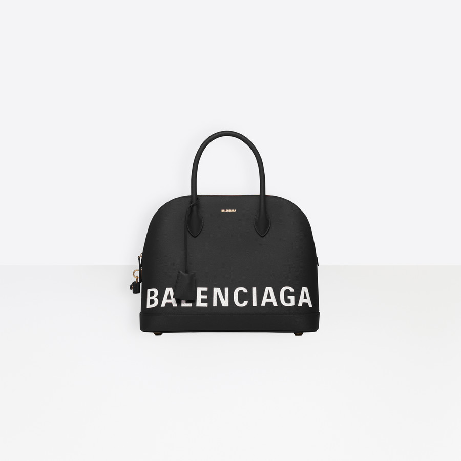 BALENCIAGA Ville Top Handle M Ville Bags Woman f