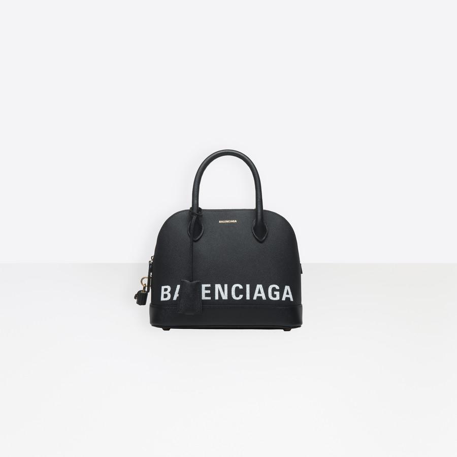 BALENCIAGA Ville Top Handle S Ville Bags Woman f