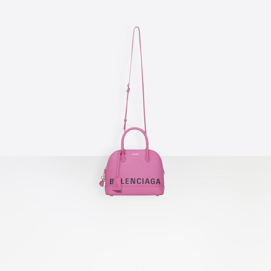 BALENCIAGA Ville Top Handle S Ville Bags Woman a
