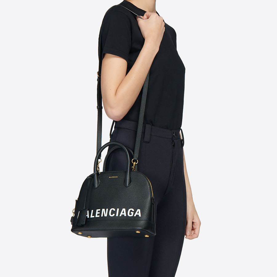 BALENCIAGA Ville Top Handle S Ville Bags Woman b
