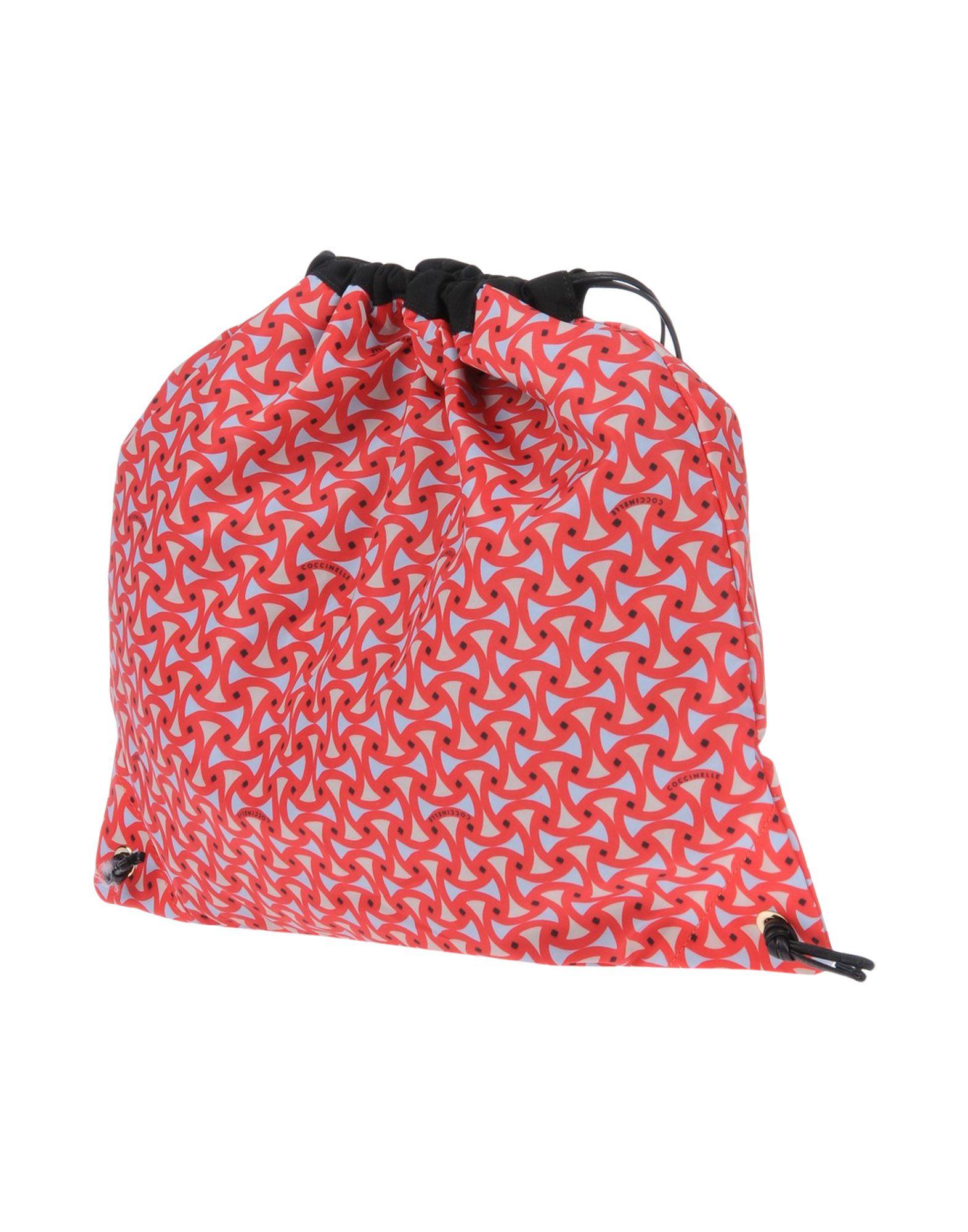 COCCINELLE Рюкзаки и сумки на пояс мужские сумки