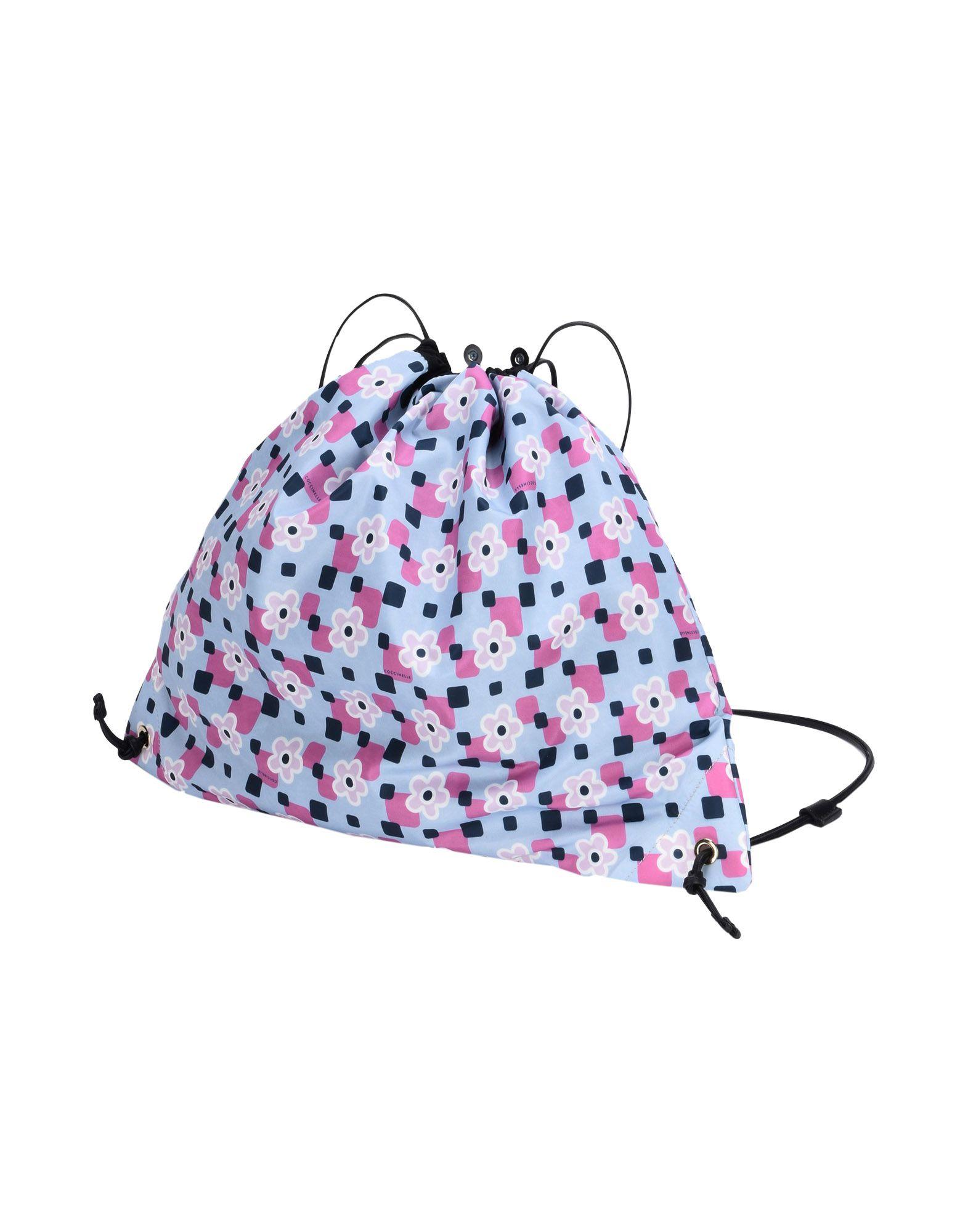 COCCINELLE Рюкзаки и сумки на пояс кошелек coccinelle coccinelle co238bwaezh9