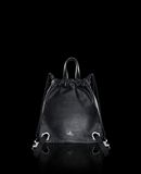 MONCLER KINLY MEDIUM - Medium leather bags - women
