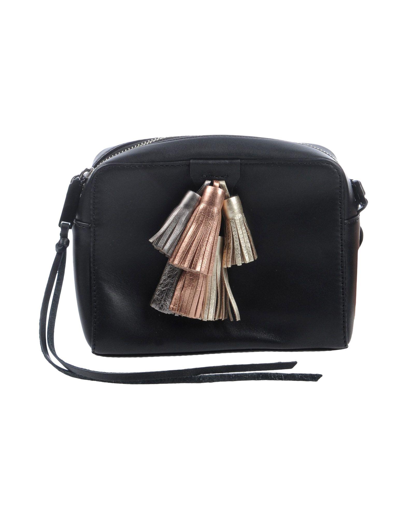 REBECCA MINKOFF Сумка через плечо сумка rebecca minkoff hsp7ecal13 001