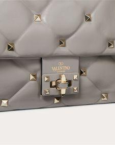 Candystud Nappa Handbag