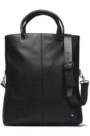 HALSTON HERITAGE Pebbled-leather tote