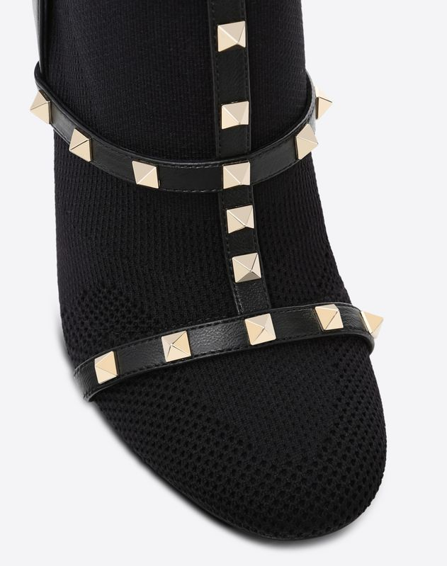 Rockstud caged bootie 105mm