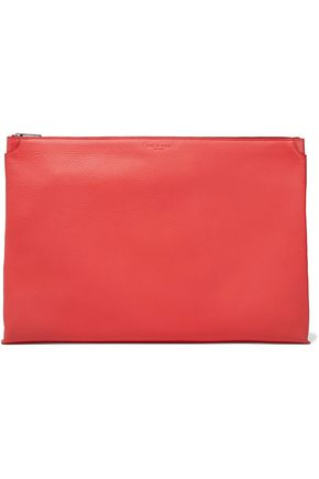 RAG & BONE Textured-leather pouch