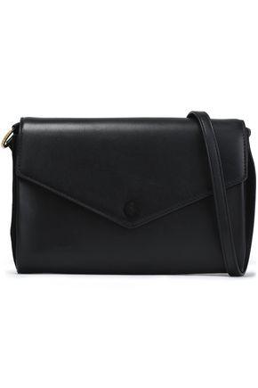 SANDRO Paris Leather shoulder bag