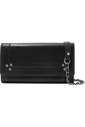 JÉRÔME DREYFUSS Jack leather shoulder bag