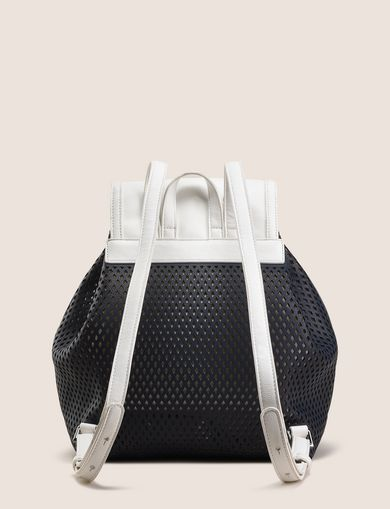 MESH PERFORATED BACKPACK