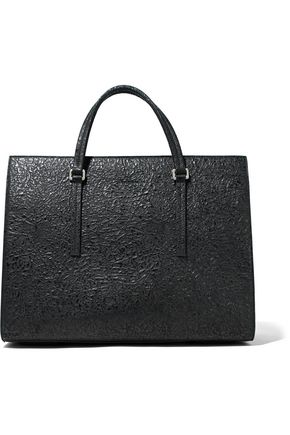 RICK OWENS Edith crinkled-leather tote